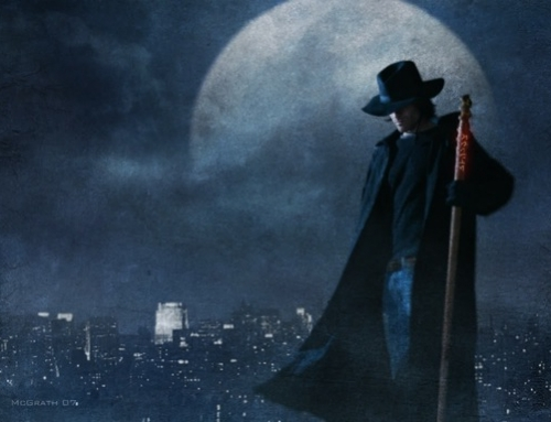A Weekend With The Dresden Files