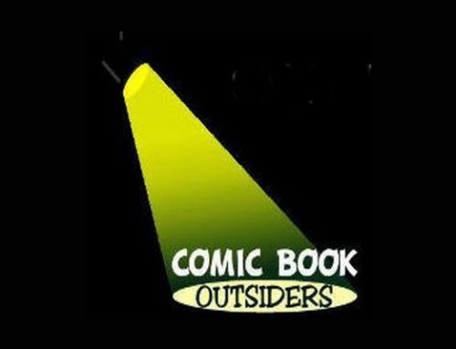 Comic Book Outsiders At Nine Worlds