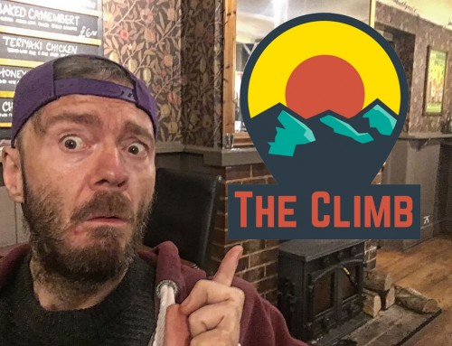 92 Days And Counting… – The Climb #25