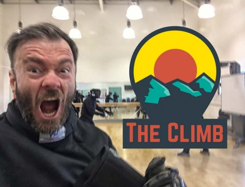 An Insanely Productive Day – The Climb #43