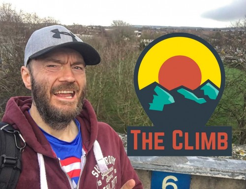 Officially Badass – The Climb #59