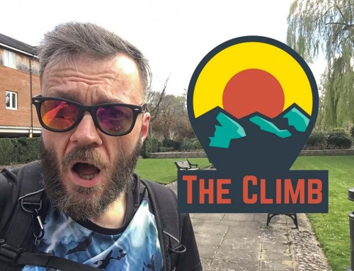 Can't Believe I Did This – The Climb #70