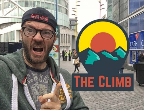 Well, That Escalated Quickly – The Climb #86