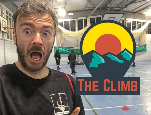 Blades Have Personalities – The Climb #88