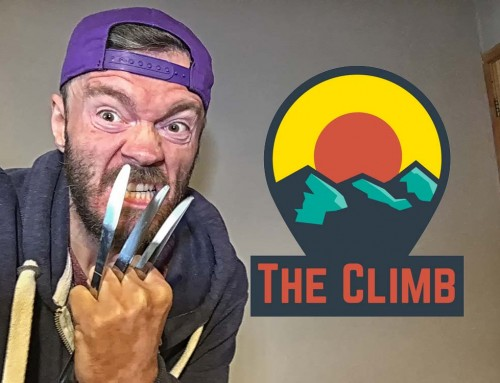 I Am Wolverine!  – The Climb #95
