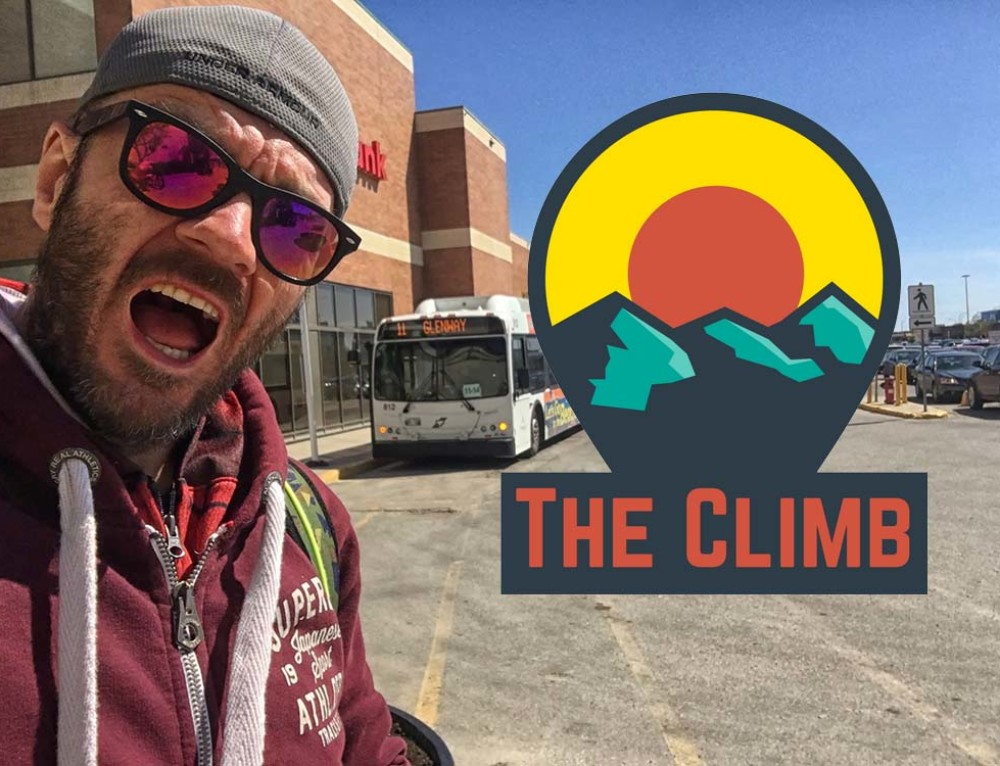 Wandering Around Winnipeg – The Climb #117