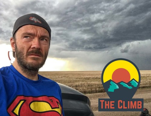 The Price Of Storm Chasing – The Climb #123
