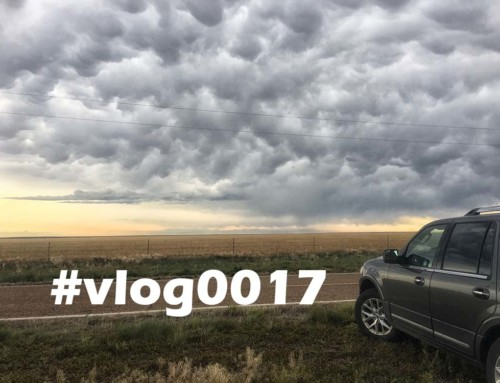 Supercell Hunting In New Mexico | vlog0017