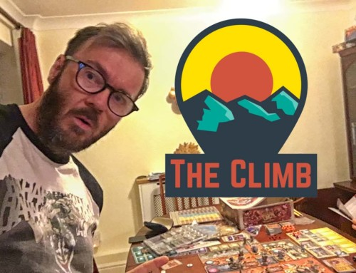 Lost Time – The Climb #140
