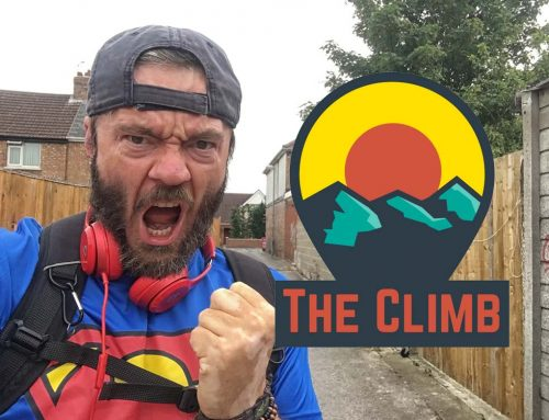 The Story Is King – The Climb #157