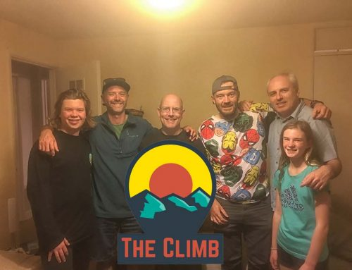 A Reunion With An Old Friend – The Climb #161