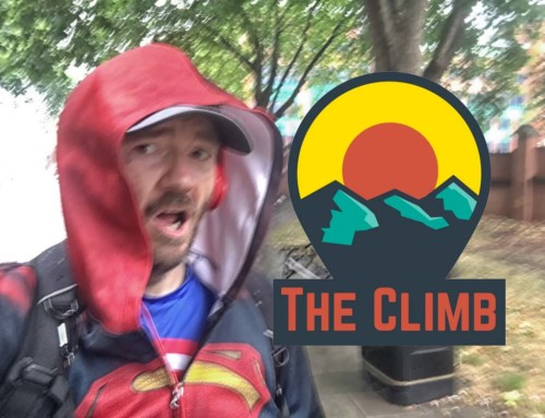 Getting Back On The Horse – The Climb #171