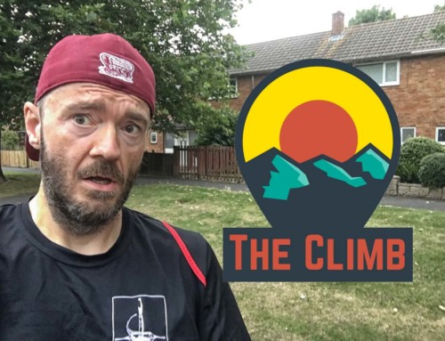 The Man With Montante – The Climb #175