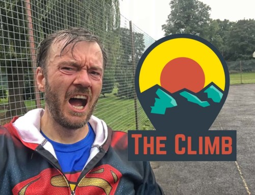Fighting Fitter – The Climb #225