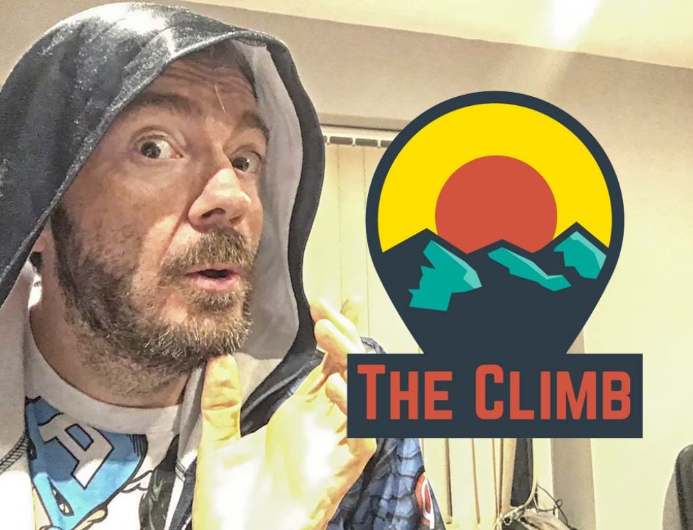 Turning Art Into A Profession – The Climb #231