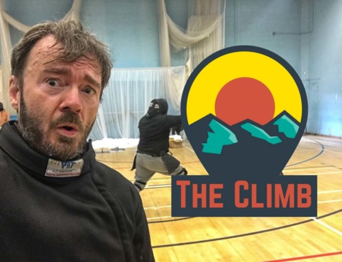 The Product Of Hard Work – The Climb #239