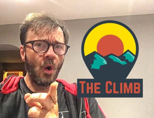 Delivering On My Crazy Plans – The Climb #242