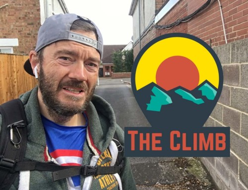 Running Late For Physio – The Climb #255