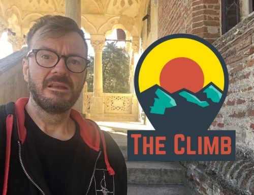 Drunken Smallsword In A Romanian Palace – The Climb #267