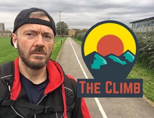 Trying To Find My Focus – The Climb #269