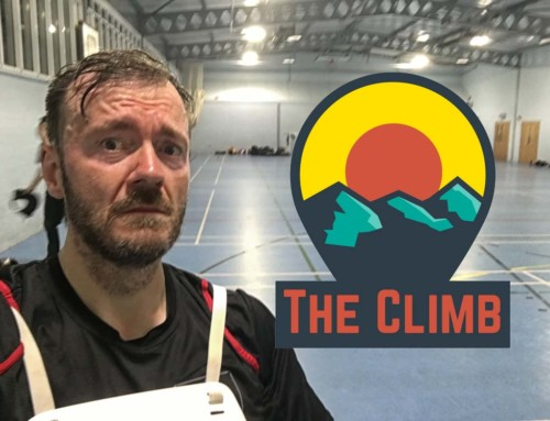 Defeated By Titans – The Climb #270