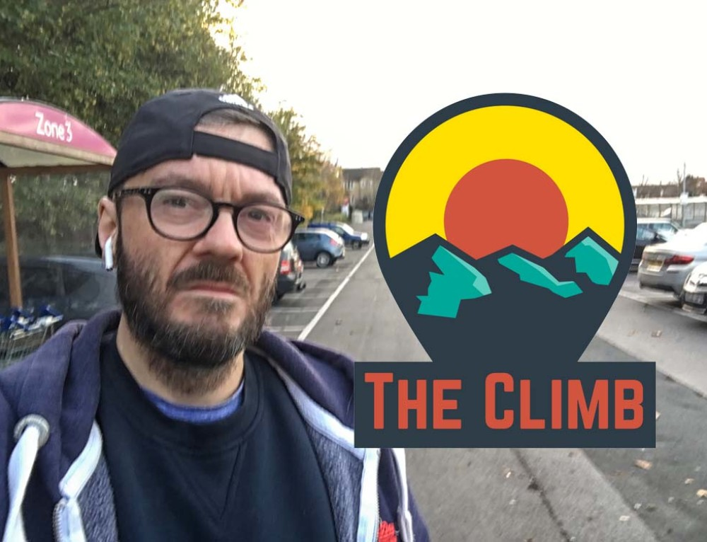 Exhausted & Lethargic – The Climb #293