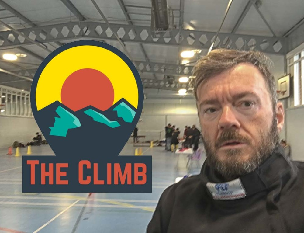 Bucklerthon – The Climb #301