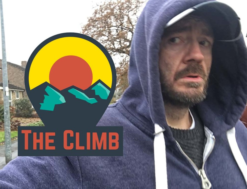 Self-Care Day – The Climb #315