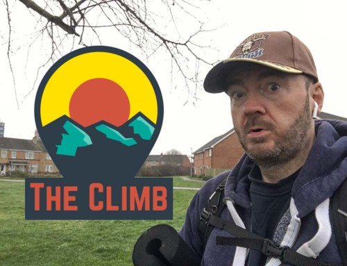 A Day Of Unexpected Editing – The Climb #353