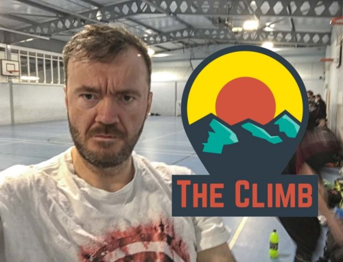 Racing To The End – The Climb #357