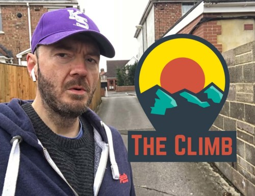 Anxiety And Edits – The Climb #358