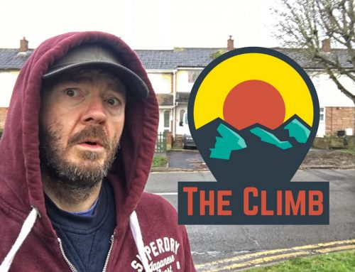 Taking It Easy – The Climb #375