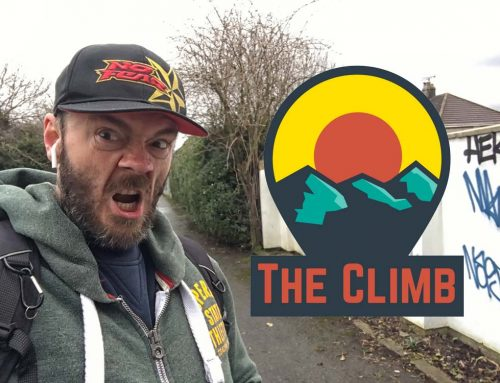 Feeling Lazy – The Climb #388