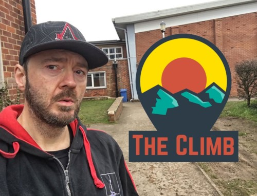 Back Fighting – The Climb #393