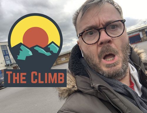 Finding Motivation – The Climb #406