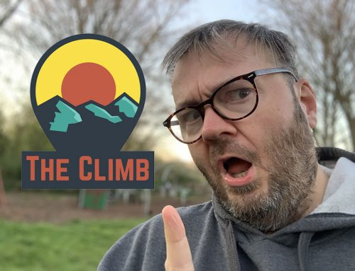 The Hero Moment – The Climb #412
