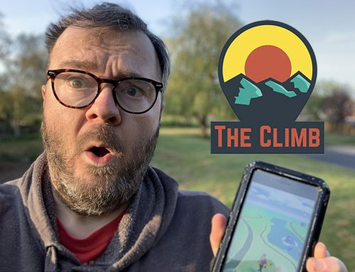 Hunting Pokemon From The Sofa – The Climb #420