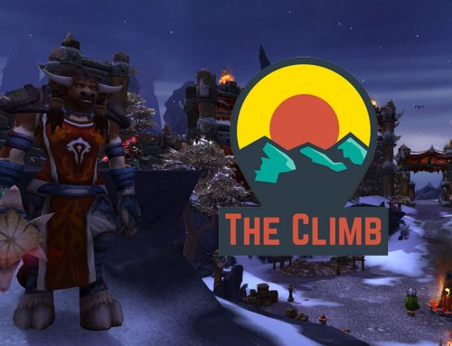 Professions Leveling – The Climb #439