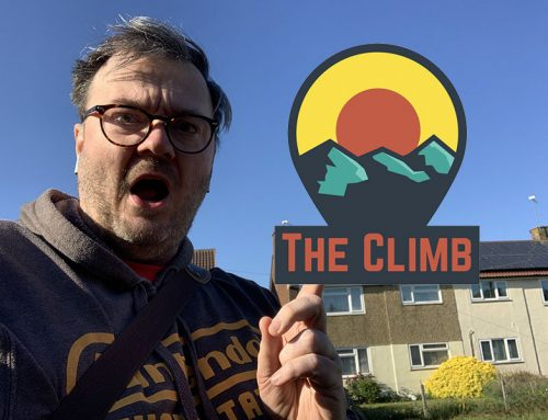 A Frustrating Day – The Climb #447