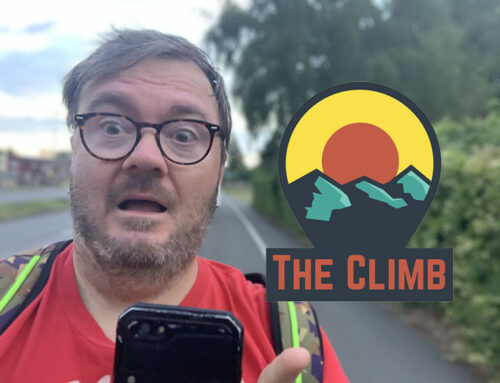 The Battle of Endor – The Climb #480