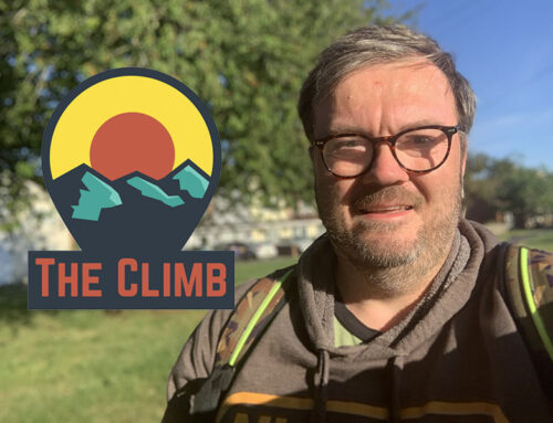 Time To Listen – The Climb #490