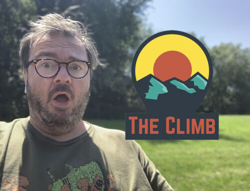 The First Two Chapters – The Climb #499