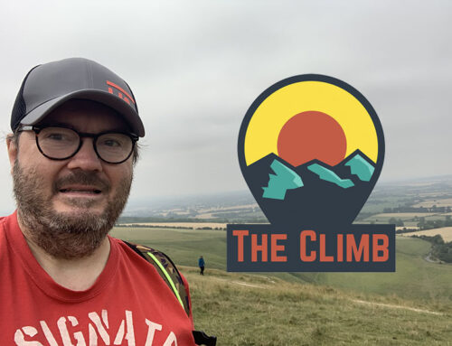 The First Adventure – The Climb #534