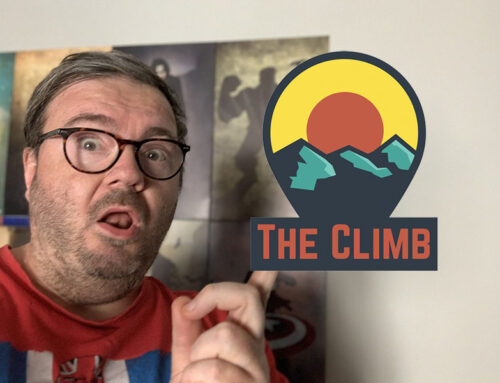 A Return To The Xbox – The Climb #531