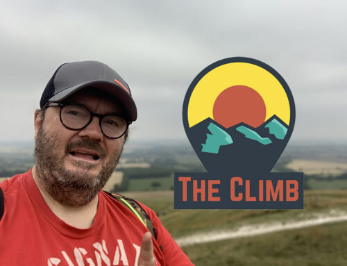 A Chilled Birthday – The Climb #573