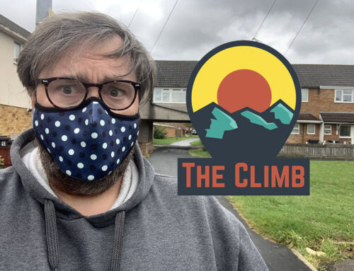 Guilt Free Gaming – The Climb #581