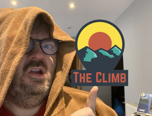 Treading Water – The Climb #590