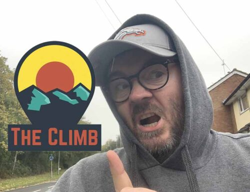 The Digital Writer – The Climb #596