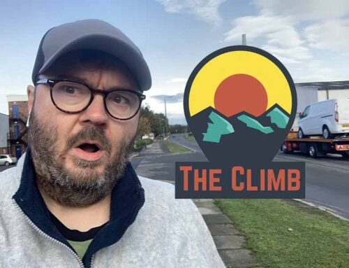 Planning Ahead – The Climb #598