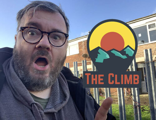 Getting Back On The Horse – The Climb #629
